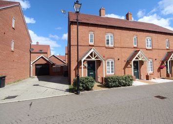 Thumbnail 3 bed end terrace house for sale in Hilda Close, Great Denham