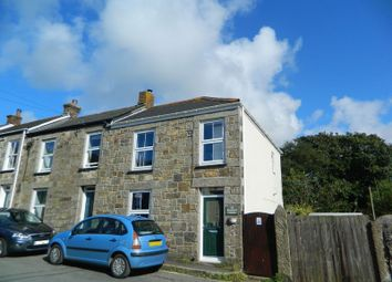 Thumbnail 2 bed end terrace house for sale in Fore Street, Penponds, Camborne