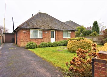 Thumbnail 2 bed detached bungalow for sale in Highfield Avenue, High Wycombe