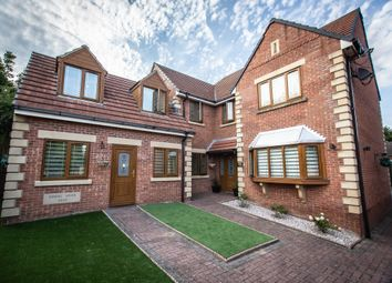 Thumbnail 5 bed detached house for sale in 3 Sandal Court, Rotherham