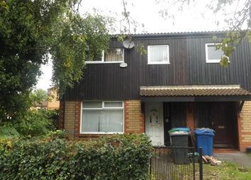 Thumbnail 3 bed end terrace house for sale in Pipit Lane, Birchwood, Warrington, Cheshire