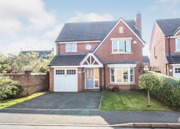 4 bed detached house for sale in Booth Drive, Ashbourne DE6