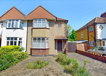 Thumbnail 3 bed semi-detached house for sale in Beverley Road, Keston, Kent
