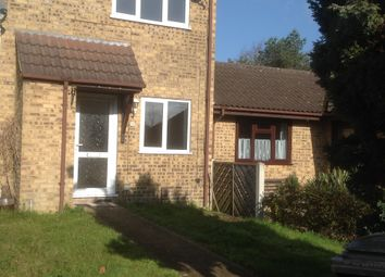 Thumbnail 2 bedroom end terrace house to rent in Chaffinch Close, Poole