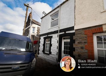 Thumbnail 2 bedroom end terrace house for sale in Kingarth Street, Cardiff