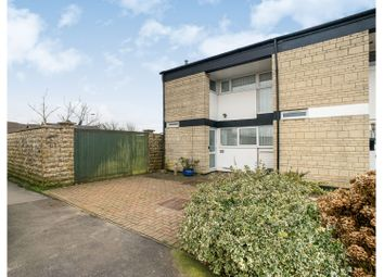 Thumbnail 3 bed end terrace house for sale in Springfield Close, Corsham