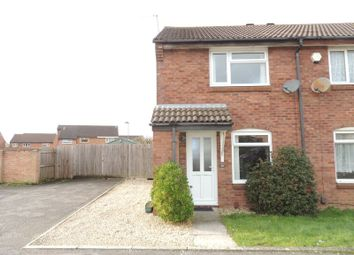 Thumbnail 2 bedroom end terrace house for sale in Cambrian Drive, Yate, Bristol