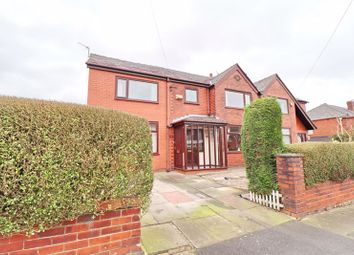 Thumbnail 5 bed semi-detached house for sale in Egerton Road, Worsley, Manchester