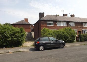 Thumbnail 3 bed end terrace house for sale in Osterley Road, Manchester, Greater Manchester