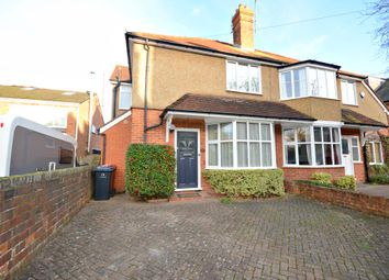 Thumbnail 3 bedroom semi-detached house to rent in Bulmershe Road, Reading