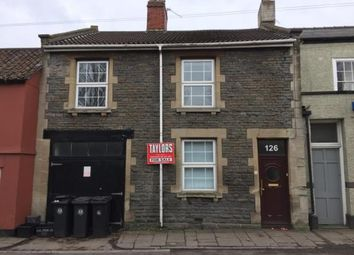 Thumbnail 4 bedroom terraced house for sale in Park Road, Stapleton, Bristol