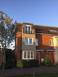 Thumbnail 4 bedroom end terrace house for sale in West Lake Avenue, Hampton Vale, Peterborough, Cambridgeshire