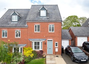 Thumbnail 4 bed semi-detached house for sale in Catherton Road, Cleobury Mortimer, Kidderminster, Shropshire