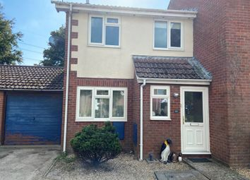 Thumbnail 3 bed end terrace house for sale in Brambling Close, Weymouth