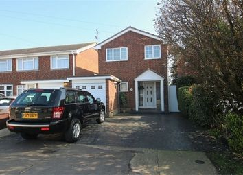 Thumbnail 4 bed detached house for sale in Leigh Beck Lane, Canvey Island, Essex