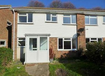 Thumbnail 3 bedroom semi-detached house to rent in Winchester Road, Rustington, Littlehampton
