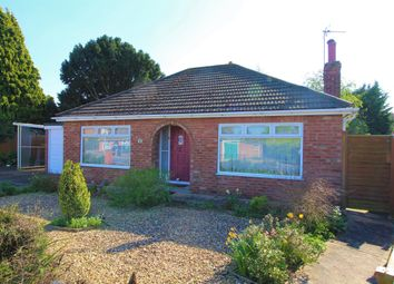 Thumbnail 2 bed detached bungalow for sale in Park Avenue, Spalding, Lincolnshire