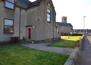 Thumbnail 1 bed flat for sale in Campbell Avenue, Saltcoats