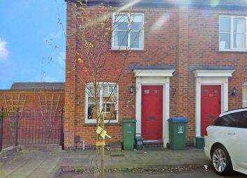 Thumbnail 2 bed semi-detached house to rent in Kingsgate, Aylesbury, Buckinghamshire