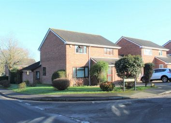 Thumbnail 4 bed detached house for sale in Great Mead, Bishops Hull, Taunton, Somerset