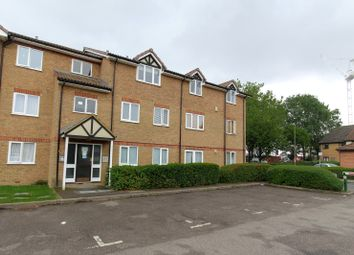 Thumbnail 2 bed flat for sale in Goosander Court, 1 Raven Close, London