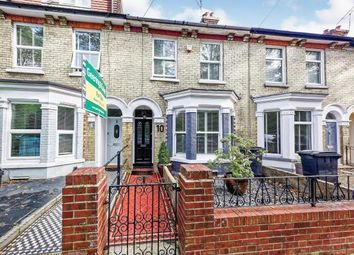 St. Andrews Terrace, Crabble Avenue, Dover, Kent CT17. 3 bed terraced house for sale