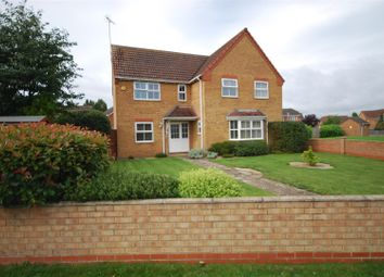 Thumbnail 4 bed detached house for sale in Huntingdon Close, Holbeach, Spalding