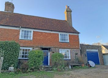 Caldbec Hill, Battle, East Sussex TN33. 4 bed semi-detached house for sale