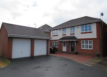 Thumbnail 3 bedroom semi-detached house for sale in John Fletcher Close, Wednesbury