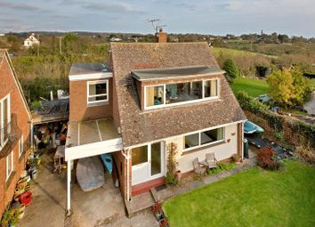 Thumbnail 3 bed detached house for sale in Highcliffe Close, Lympstone, Exmouth