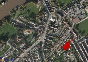 Thumbnail Land for sale in 4A Bradford Street, Handbridge, Chester