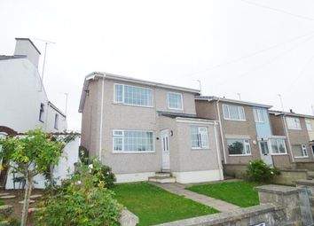 Thumbnail 3 bed detached house for sale in Trehwfa Crescent, Holyhead, Sir Ynys Mon