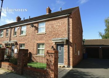 Thumbnail 3 bed end terrace house for sale in Scotsman Drive, Scawthorpe, Doncaster.