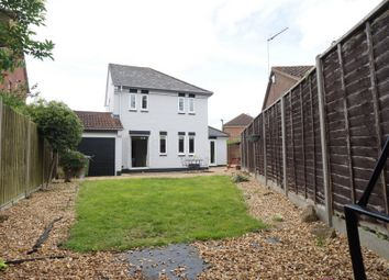 Thumbnail 3 bed detached house for sale in William Smith Close, Woolstone