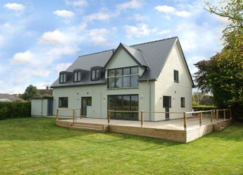 Thumbnail 5 bedroom detached house for sale in Sapiston, Bury St. Edmunds