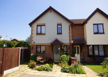 Thumbnail 3 bed end terrace house for sale in Frobisher Way, Shoeburyness, Southend-On-Sea