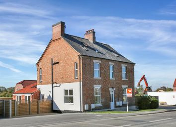 Thumbnail 3 bed semi-detached house for sale in Langar Lane, Harby, Melton Mowbray