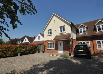 4 bed semi-detached house for sale in New Inn Lane, Burpham, Guildford GU4