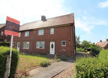 Thumbnail 3 bed semi-detached house for sale in Sherwood Rise, Eastwood, Nottingham