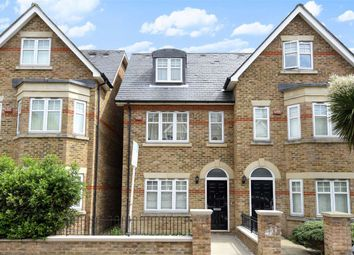 Thumbnail 4 Bed Semi Detached House For Sale In Home Park Road London