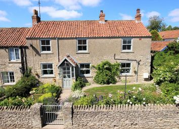 Thumbnail 3 bed cottage for sale in Hungate, Brompton-By-Sawdon, Scarborough