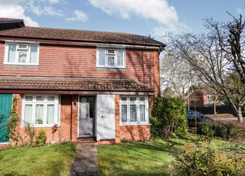 Thumbnail 2 bed end terrace house for sale in Latham Road, Romsey