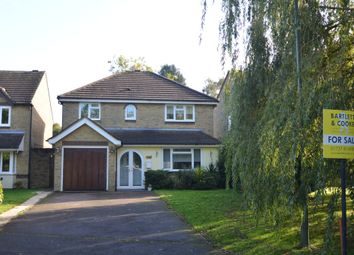 Thumbnail 4 bed detached house for sale in Linden Close, Tadworth