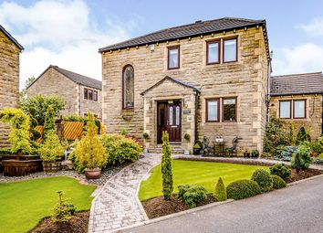 4 bed detached house for sale in Scape View, Golcar, Huddersfield, West Yorkshire HD7