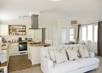 Thumbnail 3 bed mobile/park home for sale in Limefitt Park, Troutbeck, Windermere, Cumbria