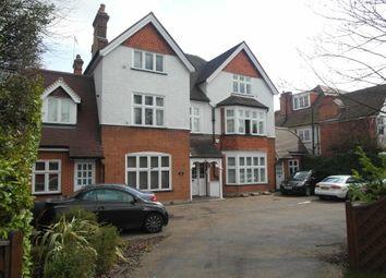 Thumbnail 1 bed flat to rent in Upper Brighton Road, Surbiton