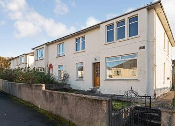 Thumbnail 2 bed flat for sale in Kelvin Street, Largs, North Ayrshire, Scotland