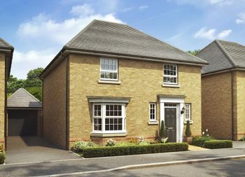 "Thumbnail 4 bed detached house for sale in ""Kirkdale"" at Spring Grove Gardens, Wharncliffe Side, Sheffield"