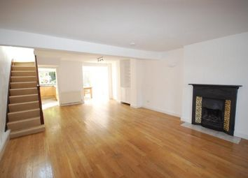 Thumbnail 4 bed terraced house to rent in Bradmore Park Road, London