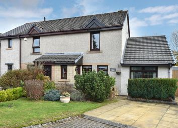 Thumbnail 4 bed semi-detached house for sale in 18 Currievale Park Grove, Currie